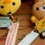 (สินค้าแลกซื้อในราคา 60 บาท) San-X ที่ห้อยมือถือแบบเช็ดหน้าจอได้ มี Rilakkuma/ Korilakkuma/ Chicken/ Kutsushita Nyanko thumbnail 7