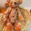 ตุ๊กตาหมีผ้าฝ้ายขนาด 14 cm. - Herbie thumbnail 1