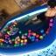 หมดชั่วคราว Big Size ใหญ่ที่สุดของ UNME Baby Swimming Pool เป่าได้ 2 ชั้น มีช่องเป่าลมแยกแต่ละชั้น PVC เกรด A อย่างหนา ขนาด 2.95x1.68x0.46 เมตร (อย่าลืมซื้อปั้มไฟฟ้า แนะนำรุ่น 450 บาทขึ้นไป) thumbnail 2
