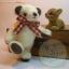 ตุ๊กตาหมีพวงกุญแจผ้าขนนิ่ม ขนาด 9 cm. - PUFF thumbnail 4