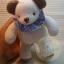 ตุ๊กตาหมีผ้าขนหนูขนาด 18 cm. - Niza Baby Boy thumbnail 5