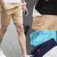 กางเกงขาสั้นผู้ชายเอวยางยืด thumbnail 1