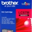 BROTHER INK CARTRIDGE LC-67M สีแดง thumbnail 1