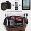 กระเป๋ากล้องแฟชั่น แบบผ้า กล้องSLR DSLR D7100 100D 700D 60D 70D thumbnail 20