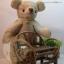 ตุ๊กตาหมีผ้าฝ้ายขนาด 20 cm. - Easter thumbnail 4