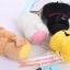 (สินค้าแลกซื้อในราคา 60 บาท) San-X ที่ห้อยมือถือแบบเช็ดหน้าจอได้ มี Rilakkuma/ Korilakkuma/ Chicken/ Kutsushita Nyanko thumbnail 3