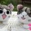 ตุ๊กตาแมวจี้ ไซด์ S (เลือหน้าที่ต้องการ) thumbnail 2