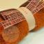 เซตผ้าขนนิ่มสำหรับเย็บตุ๊กตาหมี - โทนสีน้ำตาลแดง thumbnail 2