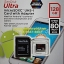 MicroSD Sandisk Ultra 128GB 80MB/s (533X)(SIS/Synnex) thumbnail 1