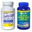 เซตผิวขาวกระจ่างใส - เซ็ตคู่ยอดนิยม Ivory Caps 1500 mg 60 แคปซูล + Puritan ALA 300 mg 60 Softgels (USA) อาหารเสริม บำรุงผิว ผิวขาวกระจ่างใส ลดความหมองคล้ำ ต้านริ้วรอย สำเนา