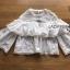 เสื้อผ้าลูกไม้และคอตตอนตกแต่งระบายเลเยอร์ thumbnail 3