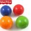 ลูกบอล fisher price เสริมพัฒนาการ เขย่าฟังเสียงกรุ๊งกริ๊ง ลอยน้ำได้ มีสีส้ม และ น้ำเงิน (ราคานี้เป็นราคา 1 ลูก) thumbnail 1