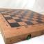 ชุดกระดานหมากรุกไทยไม้ก้ามปูพกพาพร้อมตัวหมากชุดใหญ่ (ขนาด38.5x42 cm) thumbnail 11