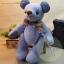 ตุ๊กตาหมีผ้ายีนส์ขนาด 20 cm. - Easter thumbnail 6