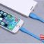สายชาร์จ iPhone5/5C/5S - Golf Flat Series thumbnail 4