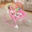 Fisher-Price - Infant to Toddler Rocker, Pink thumbnail 1