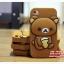 เคส iPhone4/4s ซิลิโคน หมี Rilakkuma 3D thumbnail 1