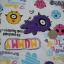 ผ้าคอตต้อนลายการ์ตูนน่ารัก thumbnail 5