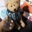 หมีขนสั้นสีน้ำตาล ขนาด 22 ซม. thumbnail 3