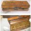 ชุดตัวปั๊มไม้ ภาษาอังกฤษ ลายมือเขียน พิมพ์ใหญ่ antique 42 ชิ้น thumbnail 3