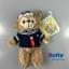น่ารักมากๆ พวงกุญแจตุ๊กตา The duffy bear by Tokyo Disney Sea thumbnail 3
