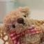 ตุ๊กตาหมีผ้าขนสีน้ำตาล ขนาด 8 cm. - Getty thumbnail 1