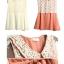 Tokyo Fashion เสื้อแขนกุดคอปกตัดต่อด้วยผ้าโครเช สีแดงปูน สวยมากค่ะตัวนี้ thumbnail 2