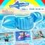 Size L สีฟ้า ห่วงยางแบบใหม่ Puddle Jumper เล่นสนุก รับน้ำหนัก 25 - 40 กก. thumbnail 1