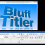 Bluff Titler Pro 2.3.0 Mega Pack โปรแกรมทำ ไตเติ้ล thumbnail 1