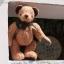 ตุ๊กตาหมีผ้าขนแกะสีน้ำตาลทองขนาด 20 cm. - Lilac thumbnail 1