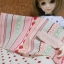 May59.pack1 : ผ้าจัดเซตคู่ผ้าสั่งจากอเมริกา (27x45 cm) +ผ้าซื้อในไทย (50x55cm) thumbnail 1