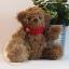 ตุ๊กตาหมีผ้าขนหยิกขนาด 20 cm. - Banoffee thumbnail 1