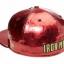 หมวก IRON MAN ขนาดรอบศีรษะ 59 ซม. (ปรับลดขนาดได้) สำหรับคุณพ่อที่น่ารักใส่ ของจริงสีจะสดกว่าในรูปนี้ thumbnail 3