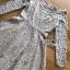 เดรสผ้าลูกไม้สีเทาอ่อนสไตล์คลาสสิกเฟมินีน thumbnail 5