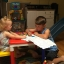 Tot Tutors Kids Building Table FOR Lego, Mega Blocks + 2 Chairs สุดคุ้มเป็นโต๊ะอเนกประสงค์ พร้อมเก้าอี้ 2 ตัว คลิ๊กดูภาพด้านในค่ะ thumbnail 10
