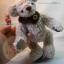 ตุ๊กตาหมีผ้าขนแกะสีน้ำตาลขนาด 20 cm. - Poppy thumbnail 6