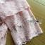 เสื้อผ้าลูกไม้สีชมพูตกแต่งชั้นสไตล์วินเทจสุดหวาน thumbnail 5