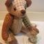 ตุ๊กตาหมีผ้าฝ้ายคละลาย ขนาด 14 cm. - Herbie thumbnail 1