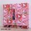 ตู้ DIY ลายการ์ตูน Hello Kitty ข้างตู้มีสีชมพู//ฟ้า//แดง/ขาวใสลายเส้นขนาดช่องละ 37x37 ซม. รับน้ำหนักได้ช่องละประมาณ 10-15 กิโลกรัม (ขนาด 12 และ 16 แถมชั้นวางรองเท้า) thumbnail 1