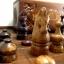 ชุดหมากรุกตัวหมากรุกไทยไม้สักชุดภูคาพร้อมกระดานไม้สักวิเชียรชัยชาญพร้อมกล่องไม้สัก thumbnail 2