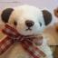 ตุ๊กตาหมีพวงกุญแจผ้าขนนิ่ม ขนาด 9 cm. - PUFF thumbnail 1