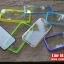 เคส iPhone5c - ขอบสีหลังใส กันรอยขีดข่วน thumbnail 1