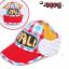 สีแดง หมวกมีปีกอาราเล่น้อย Size 9 - 24 เดือน สำหรับรอบศรีษะ 45-50 ซม. (สินค้าอาจมีสกรีนลายที่ไม่เนี๊ยบ แต่ถ่ายรูปแล้วน่ารัก ขายราคาถูกค่ะ) thumbnail 1