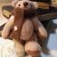 ตุ๊กตาหมีผ้าขูดขนสีโอวัลติน ขนาด 8 cm. - Ever thumbnail 5