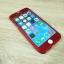 เคสไอโฟน 6/6S ประกบ 360 องศา สีแดง thumbnail 3