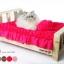เตียงไม้สุดหรู (เบาะแบบมีระบาย) thumbnail 2