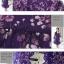 เดรสแฟชั่นแขนยาวผ้าซีฟองลายดอกไม้โทนสีม่วงเข้ม/สีชมพู ใส่ทำงานได้นะค่ะ สวยค่ะ ไซส์ M thumbnail 23