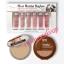 เซ็ตพิเศษ ส่งฟรี EMS The Balm Meet Matte Hughes 6 Mini Long Lasting Liquid Lipstick Set + The Balm Mary-Lou Manizer ขนาด 8.5 กรัม + NYC New York Smooth Skin Bronzing Face Powder Matte Bronzer สี Sunny 720A ปริมาณ 9.4 g. thumbnail 2