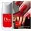 ตกแต่งเล็บ Dior Vernis Nail Lacquer สี 747Trafalgar (ไซด์ขายจริงไม่มีกล่อง) สีแดงอมส้มสว่าง เนือเบาแต่ให้การเคลือบเงาที่กระจายแสงได้ดี เนื้อสีแน่นแต่ไม่หนักหรือหนาเลย thumbnail 1