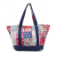 พร้อมส่งค่ะ Authentic Cath Kidston colour block tote thumbnail 9